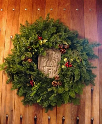 Rancho Sisquoc Wreath