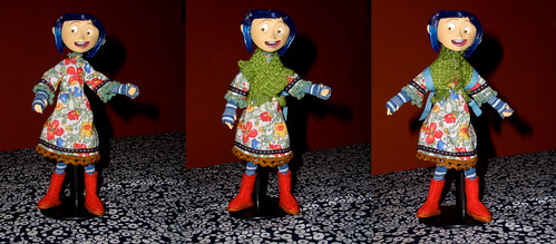 More Coraline fashion