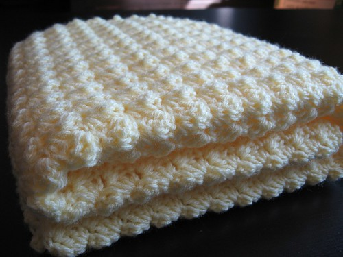 Blanket for Butterbean