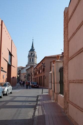 Calle del Postigo en la actualidad