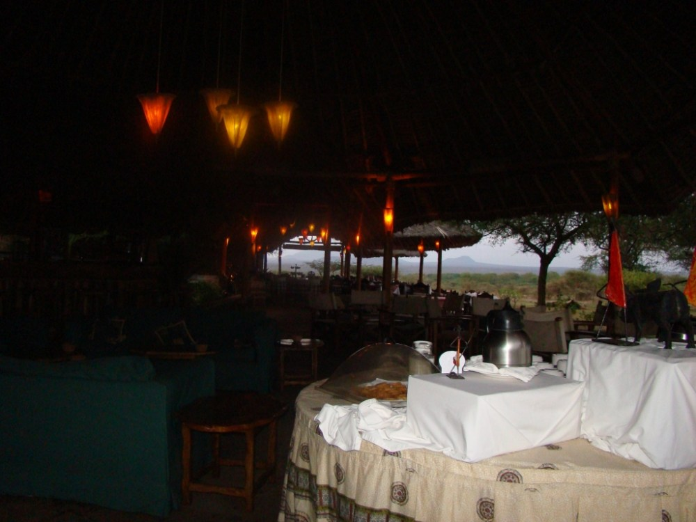 Severin Safari Camp Tsavo West National Park (3/3)