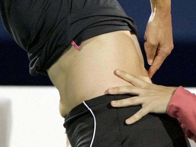 Backpain Treatment - Foto Bikeradar