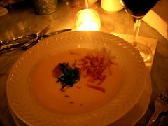 Parsnip Soup - Tipsy Parson