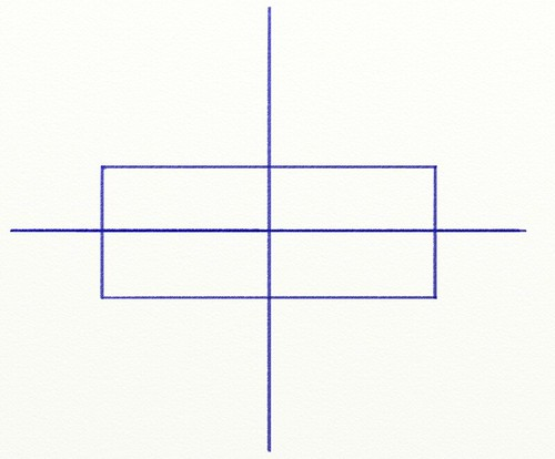 How to construct an ellipse, part 1