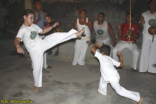 Capoeira Bantos 06 por você.