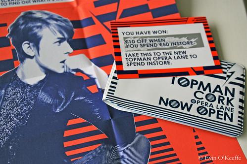 Opera Lane TopMan Promotion