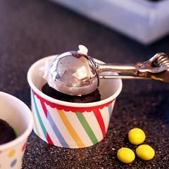how do you make ice cream cupcakes