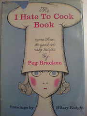 i hate to cook book peg bracken