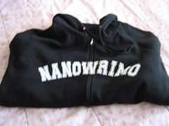 NaNoWriMo Hoodies Are Heaven
