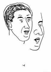 More caricature prep, part 010 (version 4)