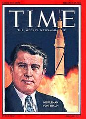 Werner-von-Braun-TIME-Feb-17,-1958
