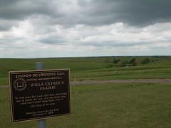 Willa Cather's Prairie, Nebraska