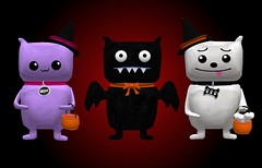 Halloweenie customs