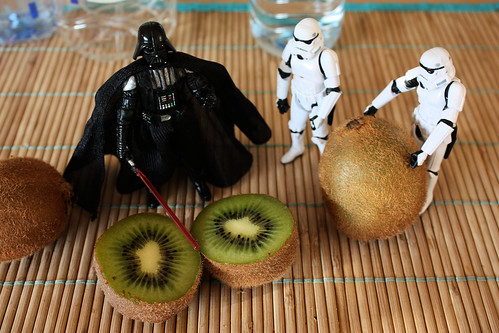 Dark Lord of Kiwi Slicing