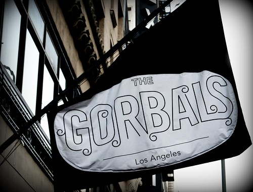 The Gorbals, DTLA Artwalk by you.