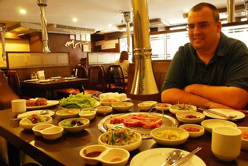 Koreanisch Speisen