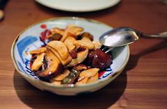 Main Course: Stir-Fried Mix Mushrooms