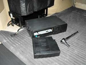 Alpine CD Changer Repair