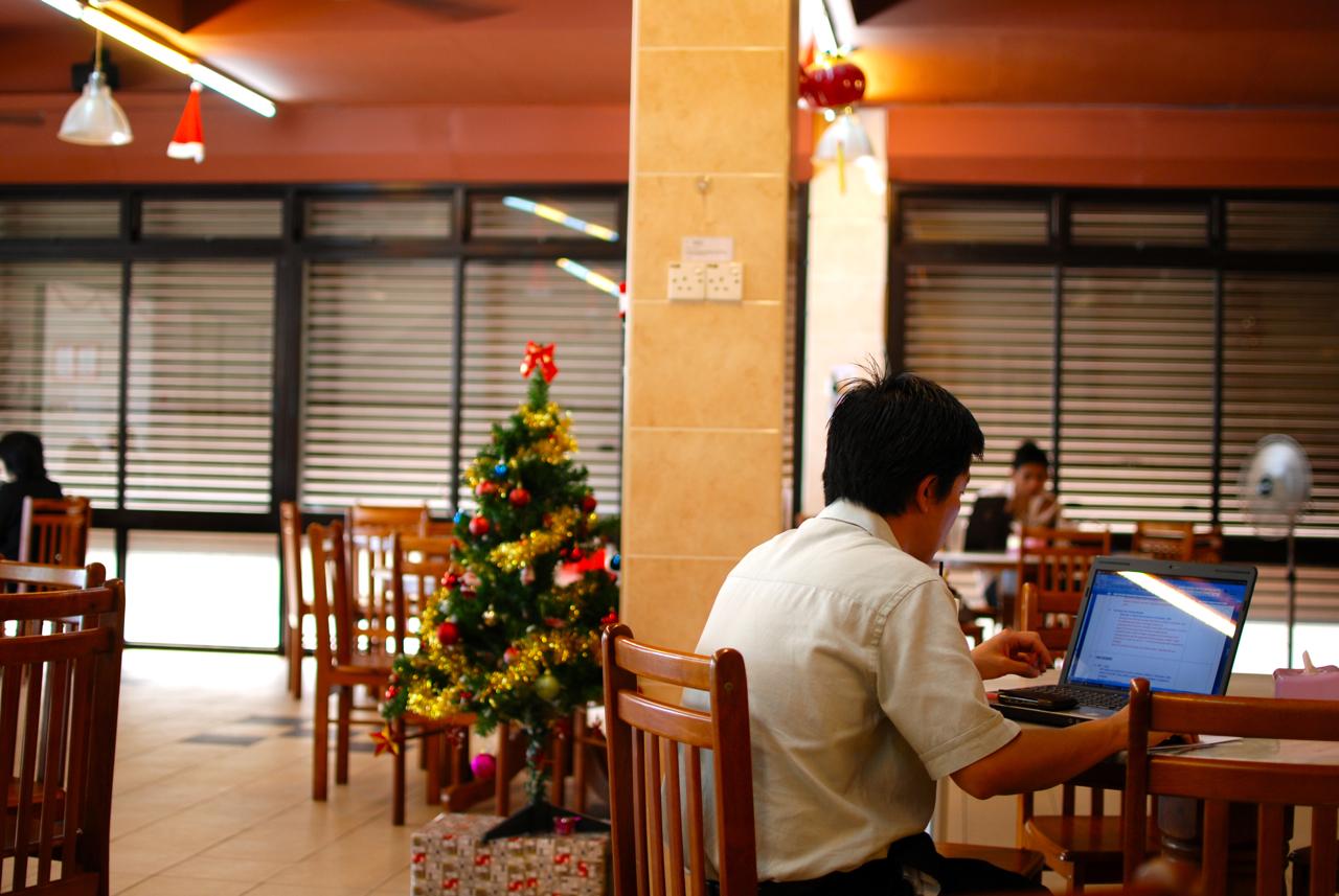 Cafe-like