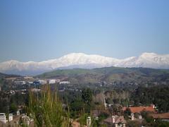 Mt Baldy View by Kukka Fetissi
