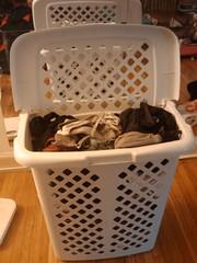 When the basket got full...