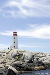 Lighthouse - Peggy's Cove, Halifax, Nova Scotia