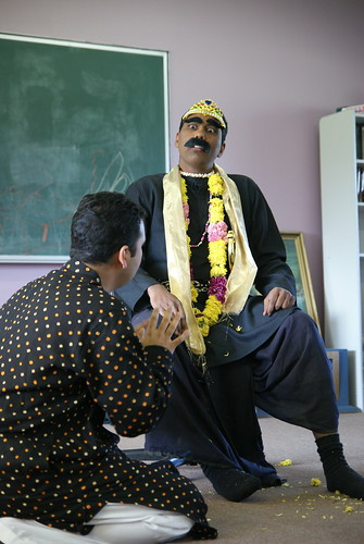 Chaman Lal....Oh Chaman Lal, says Lord Yamaraj
