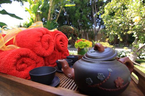 Tea Ceremony Props