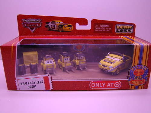 LeakLess PitCrew Set