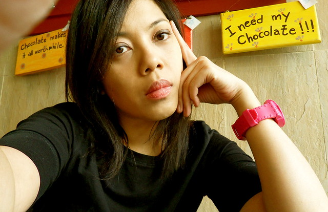 Me at Xocolat