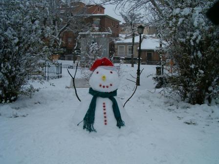2009-12-14 - Nieve