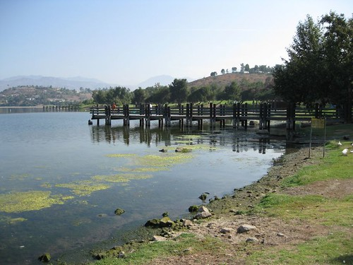 Puddingstone Reservoir