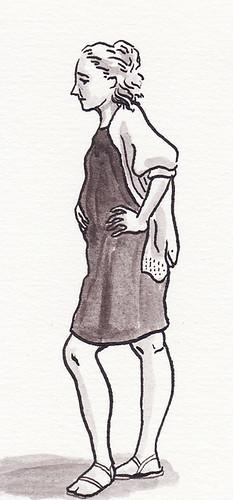 Illustration Friday: Impatience