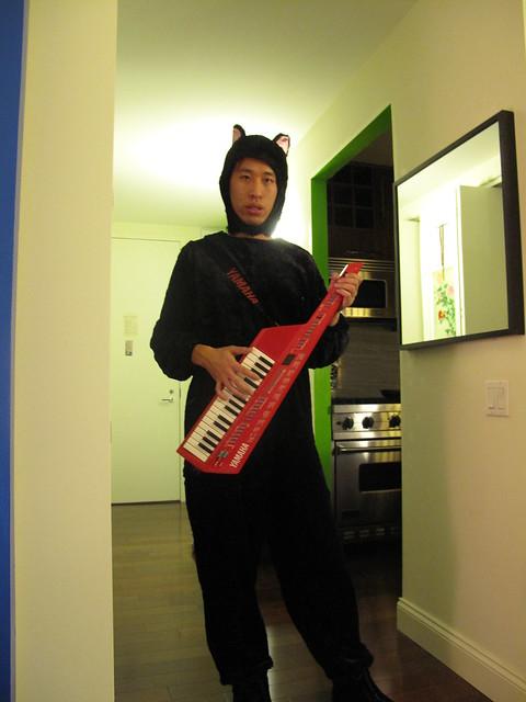 Cat + Keytar = Catar