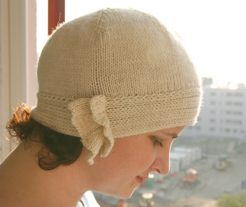 hat from Boutique Knits