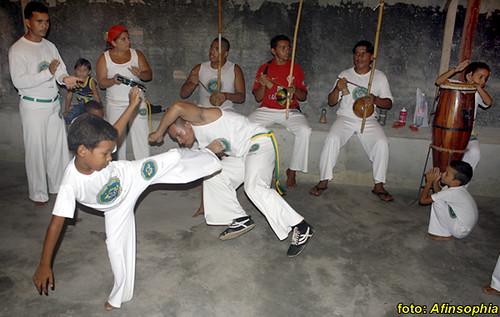 Capoeira Bantos 03 por você.
