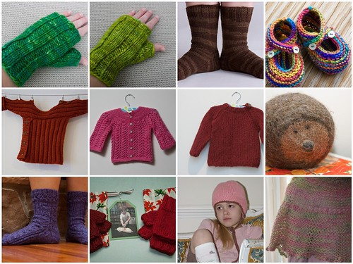 2010 :: In Knitting