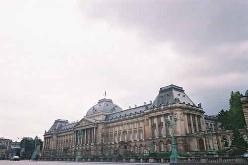 Royal Palace, Brussels