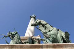 Monument du millénaire - Budapest