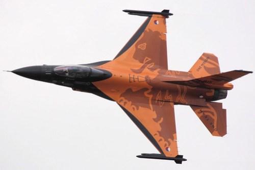 F16 - RIAT 2009