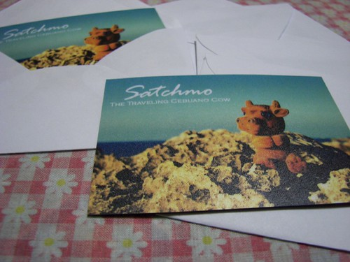Satchmo Magnets by you.