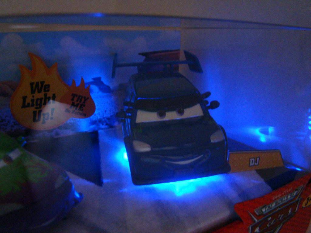 Disney Store CARS Light ups