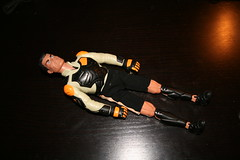 Donor doll: Action man