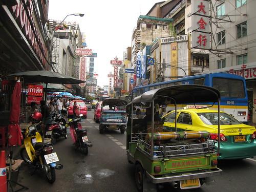 China Town ... Looks the same everywhere (Bangkok, Thailand)