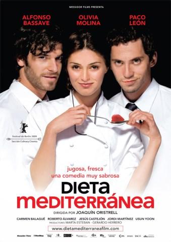 Dieta mediterránea (Joaquín Oristrell, 2.009)