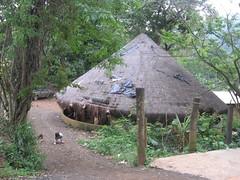 Indian Village in São Paulo