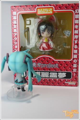 Nendoroid Reimu appears!