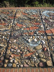 Sealife Mosaic, Doorstep Green, Skinningrove