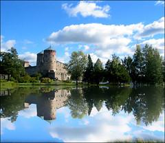 Castillo de Olavinlinna - Savonlinna - Finlandia