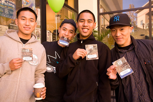 "IMD Grand opening & ""It's a WRAP"" finale 11.21.09"